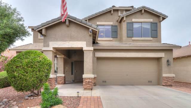 21964 N Dietz Drive, Maricopa, AZ 85138 (MLS #6039774) :: Yost Realty Group at RE/MAX Casa Grande