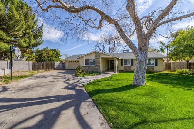 413 E Scott Avenue, Gilbert, AZ 85234 (MLS #6039786) :: Openshaw Real Estate Group in partnership with The Jesse Herfel Real Estate Group