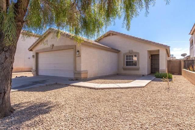 12437 W Ash Street, El Mirage, AZ 85335 (MLS #6039793) :: Lucido Agency