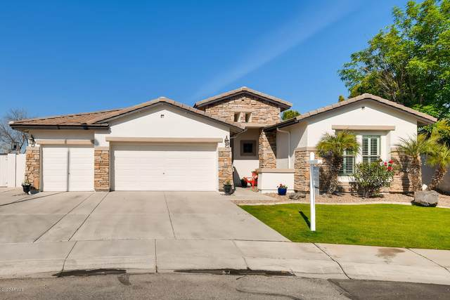 3756 E Taurus Place, Chandler, AZ 85249 (MLS #6039801) :: The W Group