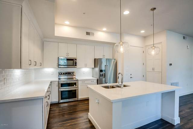 6565 E Thomas Road #1101, Scottsdale, AZ 85251 (MLS #6039819) :: Keller Williams Realty Phoenix