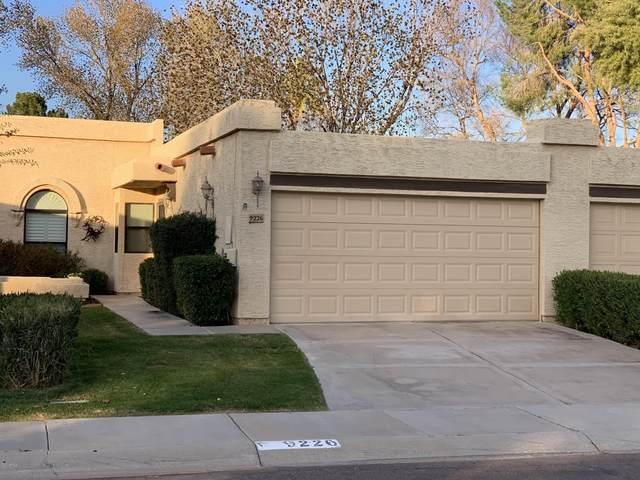 9226 E Altadena Avenue, Scottsdale, AZ 85260 (MLS #6039822) :: Brett Tanner Home Selling Team
