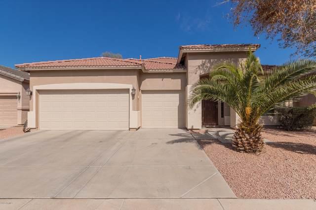 5532 W Maldonado Road, Laveen, AZ 85339 (MLS #6039831) :: Cindy & Co at My Home Group