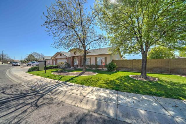 3041 E Carla Vista Drive, Gilbert, AZ 85295 (MLS #6039832) :: Kepple Real Estate Group