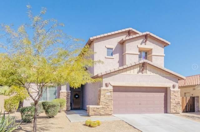 8486 W Quail Track Drive, Peoria, AZ 85383 (MLS #6039844) :: Lucido Agency