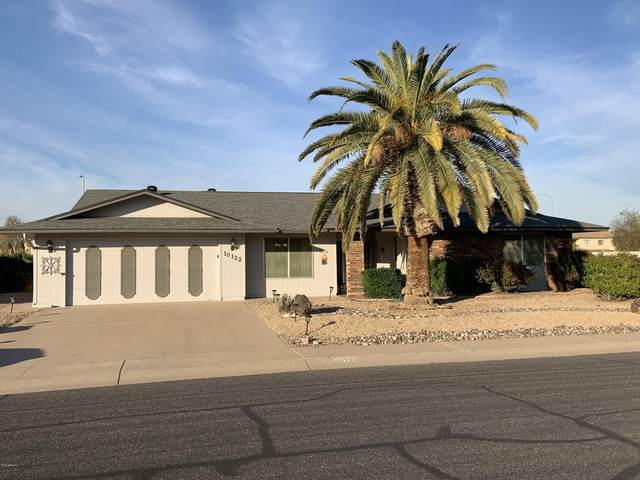 10122 W Pine Springs Drive, Sun City, AZ 85373 (MLS #6039845) :: Homehelper Consultants