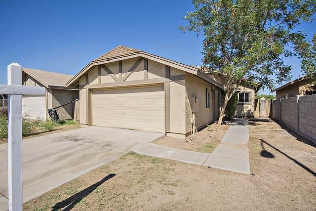 8134 W Greer Avenue, Peoria, AZ 85345 (MLS #6039848) :: The Kenny Klaus Team