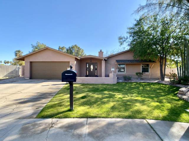 301 S Monterey Street, Gilbert, AZ 85233 (MLS #6039851) :: Openshaw Real Estate Group in partnership with The Jesse Herfel Real Estate Group
