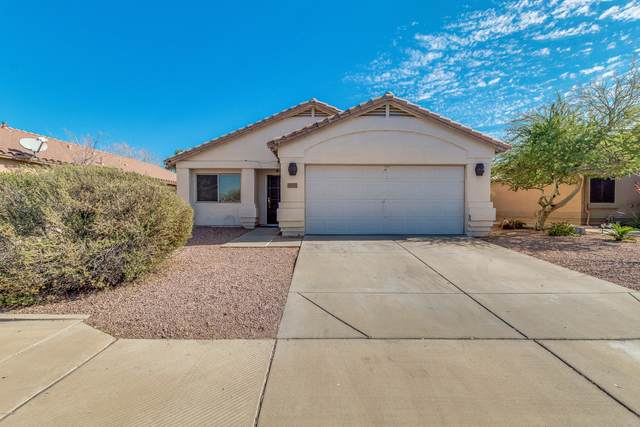 16391 N 138TH Avenue, Surprise, AZ 85374 (MLS #6039858) :: Conway Real Estate