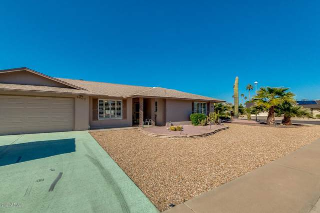 9802 W Pebble Beach Drive, Sun City, AZ 85351 (MLS #6039863) :: Lux Home Group at  Keller Williams Realty Phoenix