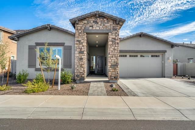 2543 N 212TH Drive, Buckeye, AZ 85396 (MLS #6039878) :: The Property Partners at eXp Realty