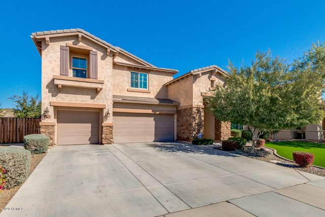 13372 W Jesse Red Drive, Peoria, AZ 85383 (MLS #6039885) :: Conway Real Estate