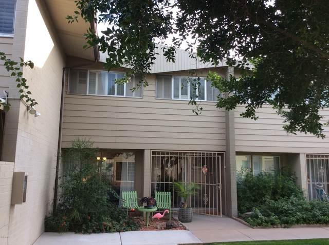 815 N Hayden Road A14, Scottsdale, AZ 85257 (MLS #6039893) :: Keller Williams Realty Phoenix