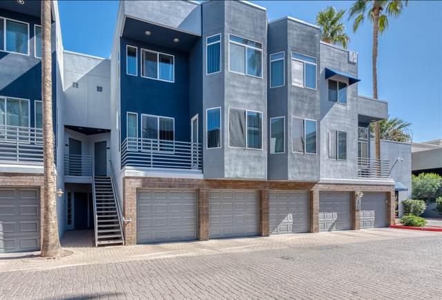 3633 N 3RD Avenue #2027, Phoenix, AZ 85013 (MLS #6039900) :: Devor Real Estate Associates