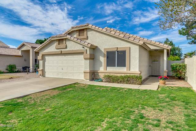 2702 S Ananea, Mesa, AZ 85209 (MLS #6039915) :: Conway Real Estate