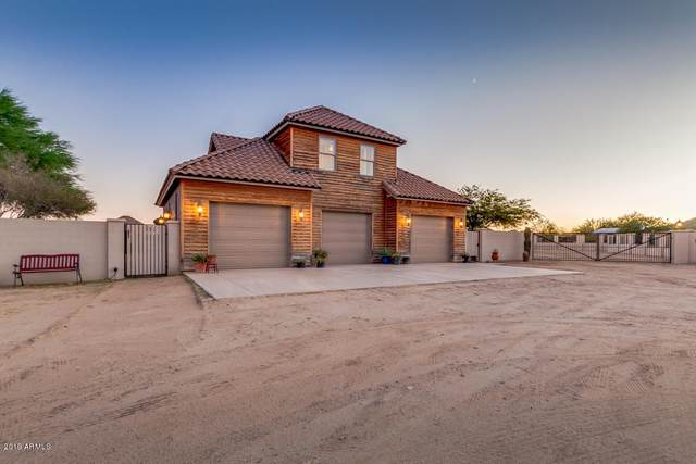 4937 W Saddle Mountain Trail, Queen Creek, AZ 85142 (MLS #6039917) :: Conway Real Estate