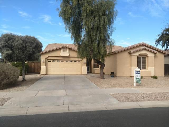21310 E Via Del Rancho, Queen Creek, AZ 85142 (MLS #6039930) :: Lucido Agency