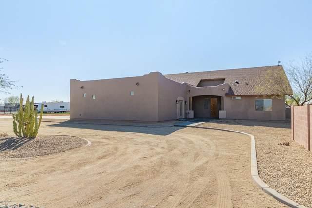 22707 E Carla Vista Drive, Mesa, AZ 85212 (MLS #6039934) :: Conway Real Estate