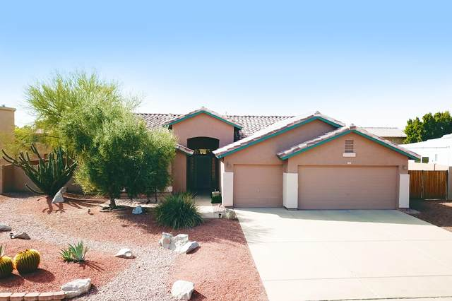 23222 N 69TH Avenue, Glendale, AZ 85310 (MLS #6039941) :: The Laughton Team