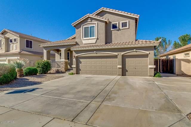 984 S Parkcrest Street, Gilbert, AZ 85296 (MLS #6039948) :: Brett Tanner Home Selling Team
