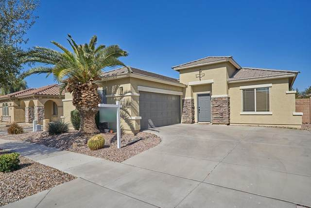 930 E Bellerive Place, Chandler, AZ 85249 (MLS #6039955) :: Conway Real Estate