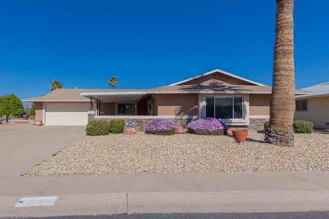 10842 W Amber Trail, Sun City, AZ 85351 (MLS #6039958) :: Lucido Agency