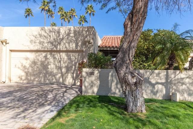 7832 E Sandalwood Drive, Scottsdale, AZ 85250 (MLS #6039960) :: The Kenny Klaus Team