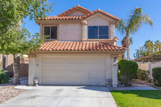 1433 N San Joaquin Drive, Gilbert, AZ 85234 (MLS #6039962) :: Conway Real Estate