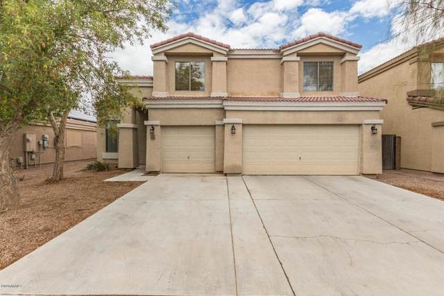 43546 W Blazen Trail, Maricopa, AZ 85138 (MLS #6039963) :: Brett Tanner Home Selling Team