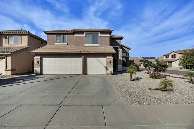 9138 W Melinda Lane, Peoria, AZ 85382 (MLS #6039970) :: RE/MAX Desert Showcase