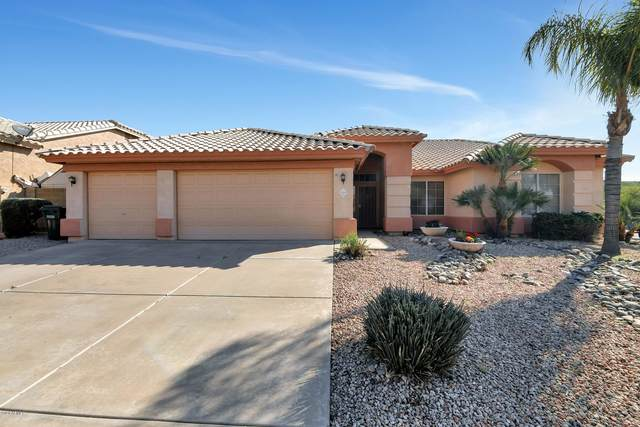 19401 N 37TH Way -, Phoenix, AZ 85050 (MLS #6039972) :: Cindy & Co at My Home Group