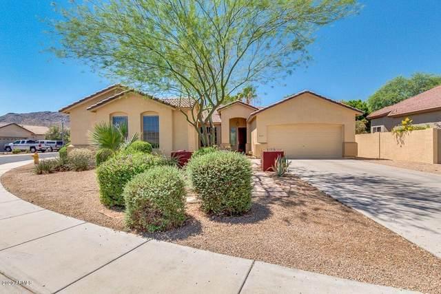 2607 W Buist Avenue, Phoenix, AZ 85041 (MLS #6039977) :: Kepple Real Estate Group