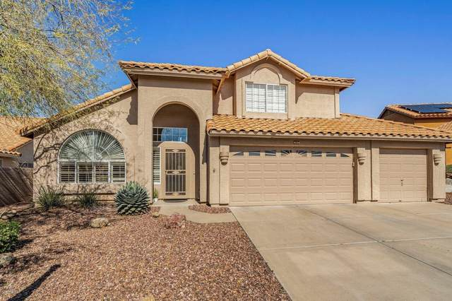 4124 E Palo Brea Lane, Cave Creek, AZ 85331 (MLS #6039981) :: The Laughton Team