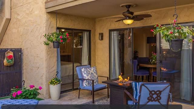 4950 N Miller Road #120, Scottsdale, AZ 85251 (MLS #6039988) :: The Kenny Klaus Team