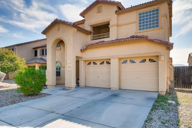 3551 E Mead Drive, Gilbert, AZ 85298 (MLS #6039995) :: Brett Tanner Home Selling Team