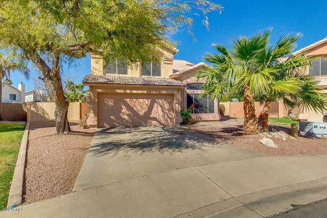 2236 S Sawyer Circle, Mesa, AZ 85209 (MLS #6040009) :: Lucido Agency