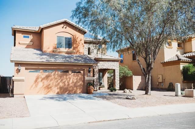 1238 E Paul Drive, Casa Grande, AZ 85122 (MLS #6040016) :: Yost Realty Group at RE/MAX Casa Grande
