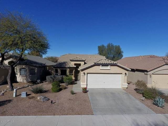 29834 N Broken Shale Drive, San Tan Valley, AZ 85143 (MLS #6040022) :: The Kenny Klaus Team