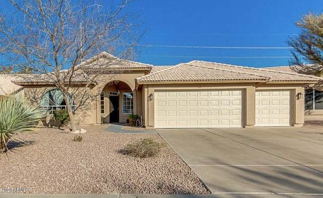 621 N Alder Drive, Chandler, AZ 85226 (MLS #6040024) :: Lucido Agency