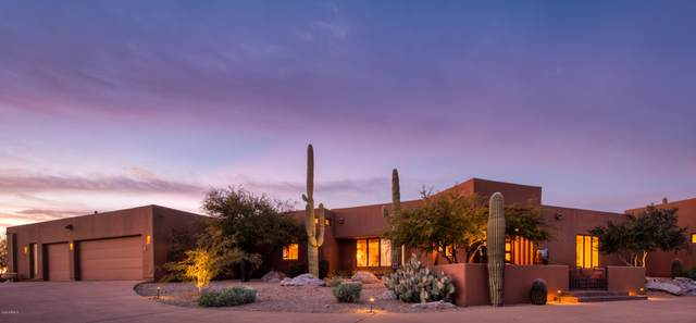 38056 N 80TH Street, Carefree, AZ 85377 (MLS #6040029) :: Lucido Agency