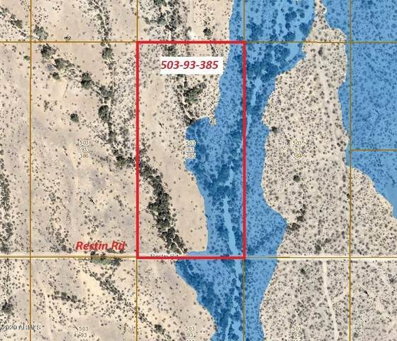 32400 W Restin Road, Wittmann, AZ 85361 (MLS #6040039) :: The Property Partners at eXp Realty