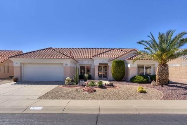 14111 W Dusty Trail Boulevard, Sun City West, AZ 85375 (MLS #6040040) :: Revelation Real Estate