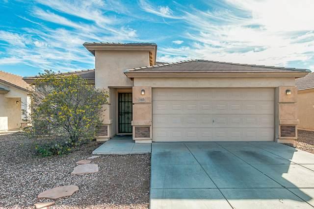 1405 S 225TH Lane, Buckeye, AZ 85326 (MLS #6040045) :: The Property Partners at eXp Realty