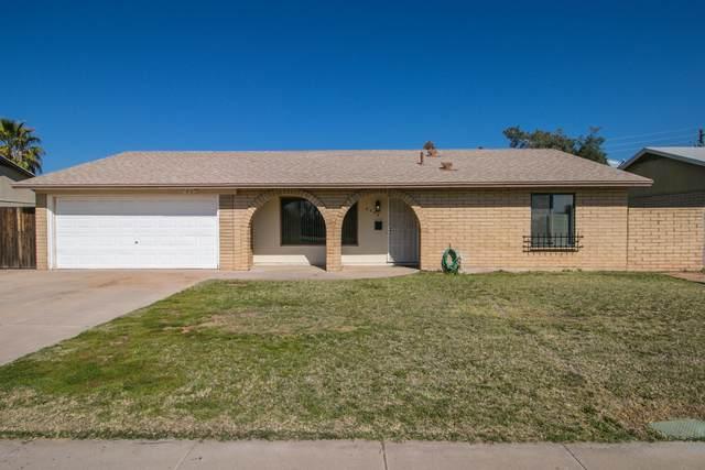 4208 W Myrtle Avenue, Phoenix, AZ 85051 (MLS #6040051) :: Brett Tanner Home Selling Team