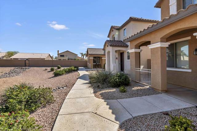 577 S Buena Vista Court, Gilbert, AZ 85296 (MLS #6040064) :: Openshaw Real Estate Group in partnership with The Jesse Herfel Real Estate Group