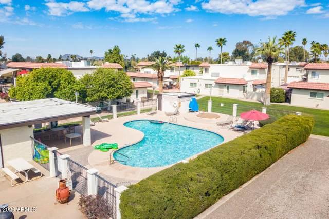 1916 W Morningside Drive #98, Phoenix, AZ 85023 (MLS #6040068) :: Devor Real Estate Associates