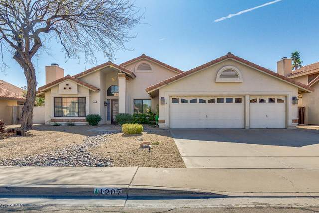 1207 E Divot Drive, Tempe, AZ 85283 (MLS #6040073) :: The Results Group