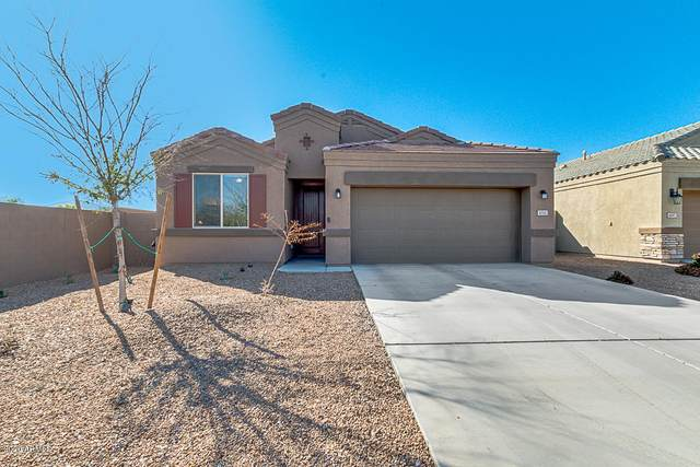 4705 E Sodalite Street, San Tan Valley, AZ 85143 (MLS #6040079) :: The Kenny Klaus Team