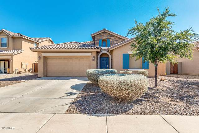 236 S La Amador Trail, Casa Grande, AZ 85194 (MLS #6040085) :: Riddle Realty Group - Keller Williams Arizona Realty