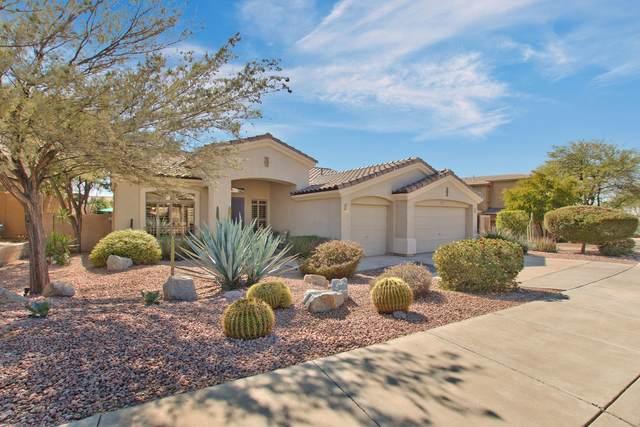 7457 E Santa Catalina Drive, Scottsdale, AZ 85255 (MLS #6040092) :: Brett Tanner Home Selling Team